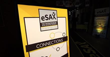 The eSAX